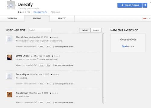 deezify