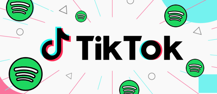 add spotify songs to tiktok